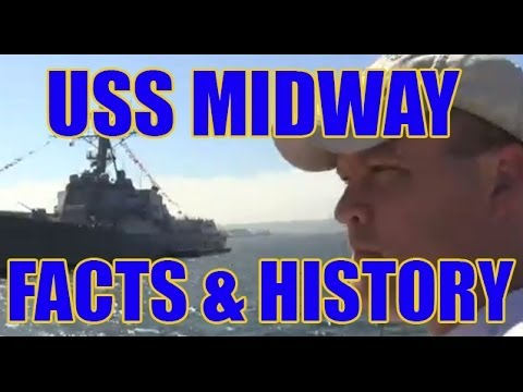 USS Midway – US Navy History – America's Memory