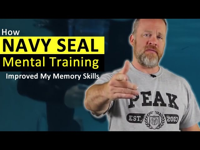 How Navy SEAL Mental Training Helped Me Win The USA Memory Championships