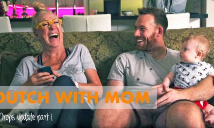 DUTCH WITH MOM (Drops update part 1)