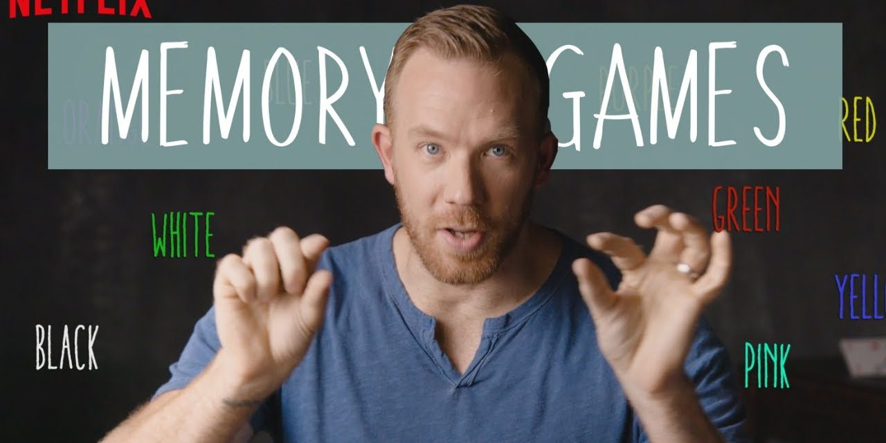 Memory Games (2019) documentary TRAILER