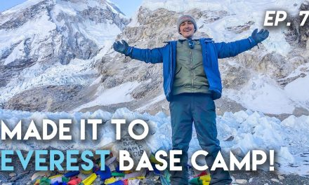 Final Everest Base Camp Trek & Kala Patthar Summit w/ Post Helicopter Ride Ep 7 / EBC Nepal Travel