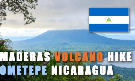 Maderas Volcano Crater Hike in Ometepe Managua Nicaragua // Travel and Hiking Island Trek