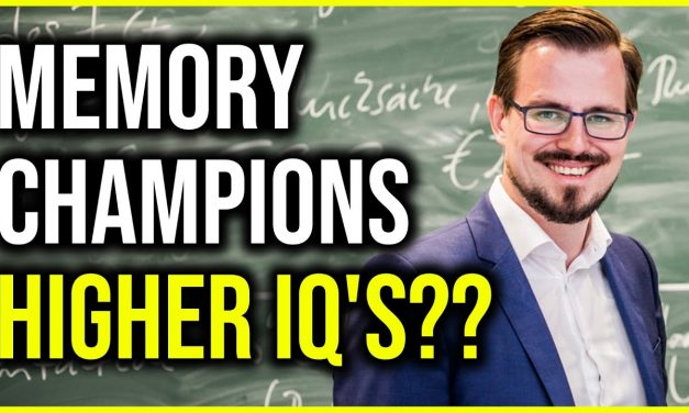 Do Memory Champions Have Higher IQs? Surprising Answer