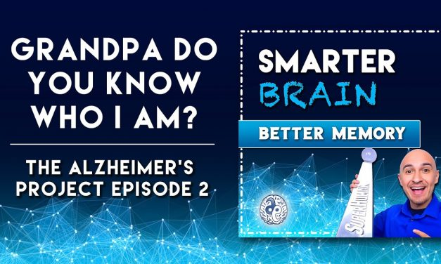 Grandpa Do You Know Who I Am? Recap // The Alzheimer's Project on HBO EP 2