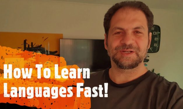 How To Learn Languages Fast!