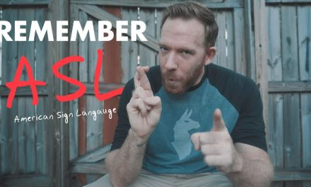 MEMORIZE the ASL alphabet (American Sign Language)